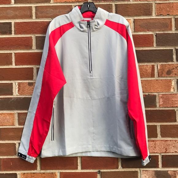 eed18080 NWT Men's FootJoy Sport windshirt size L Boutique